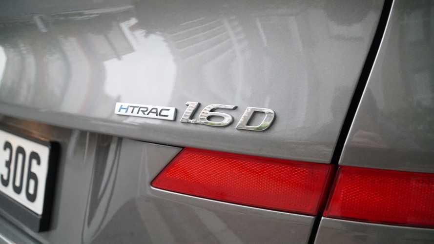 2018 Hyundai Tucson 1.6 CRDi Elite Plus