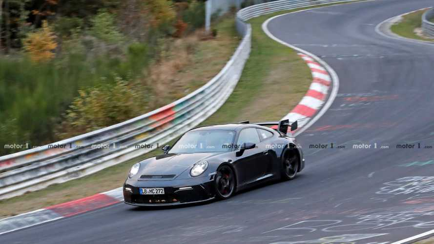 Andreas Preuninger livre quelques détails sur la future Porsche 911 GT3