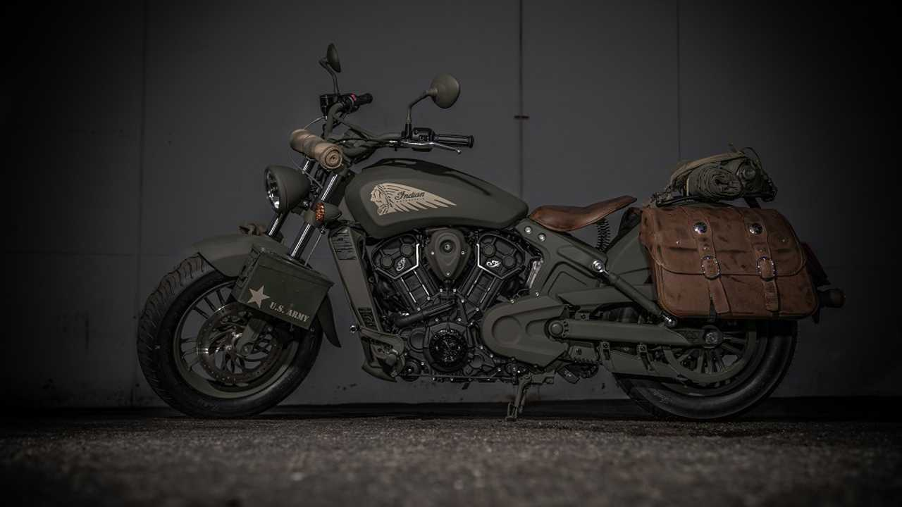 Call of Duty WWII Indian Scout