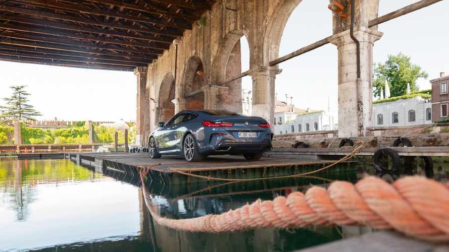 BMW 8-as sorozat reklámfilm - Velence