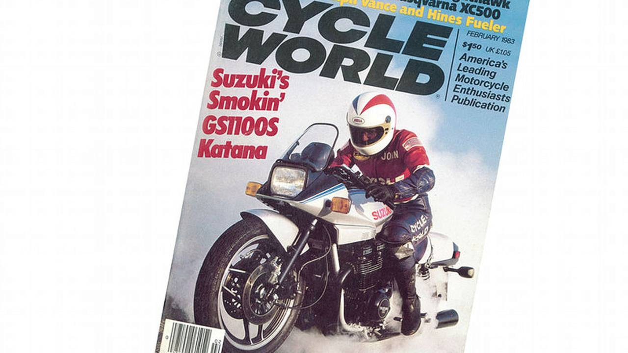 Cycle World for sale, again
