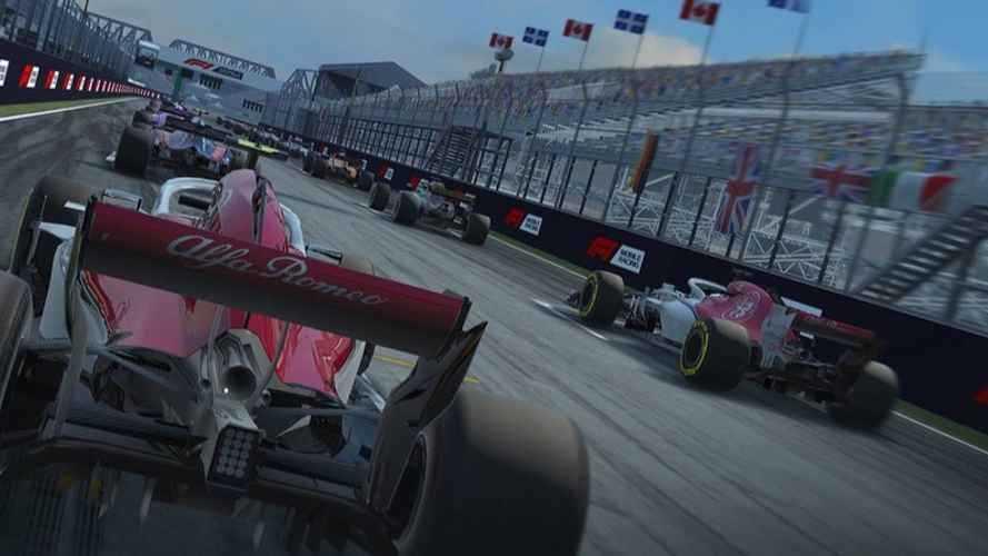 F1 Mobile Racing, la Fórmula 1 llega a nuestros bolsillos