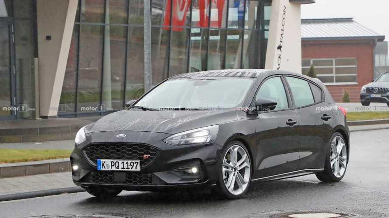 Novo Ford Focus St Sem Camuflagem E Sem Planos Para O Brasil