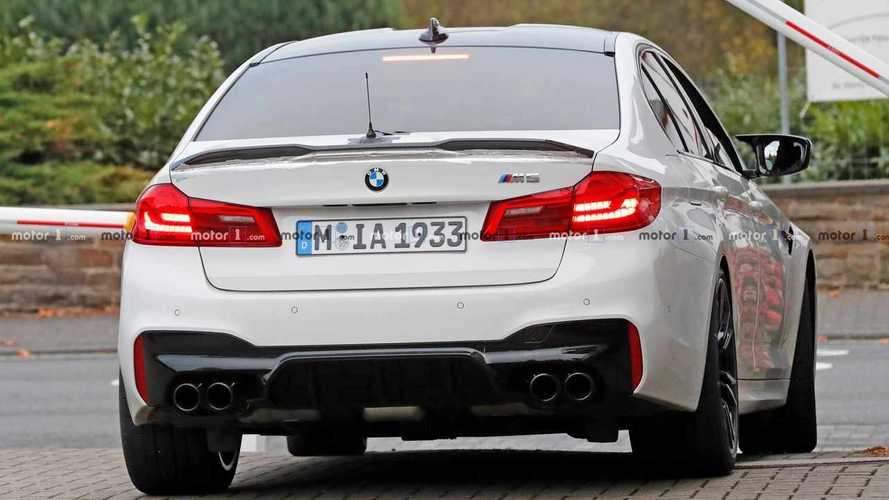 La BMW M5 CS développerait jusqu'à 650 ch