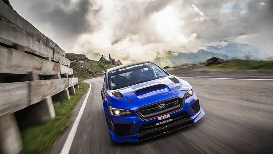 Watch Subaru Tame The Transfagarasan Pass In This 7-Minute Video