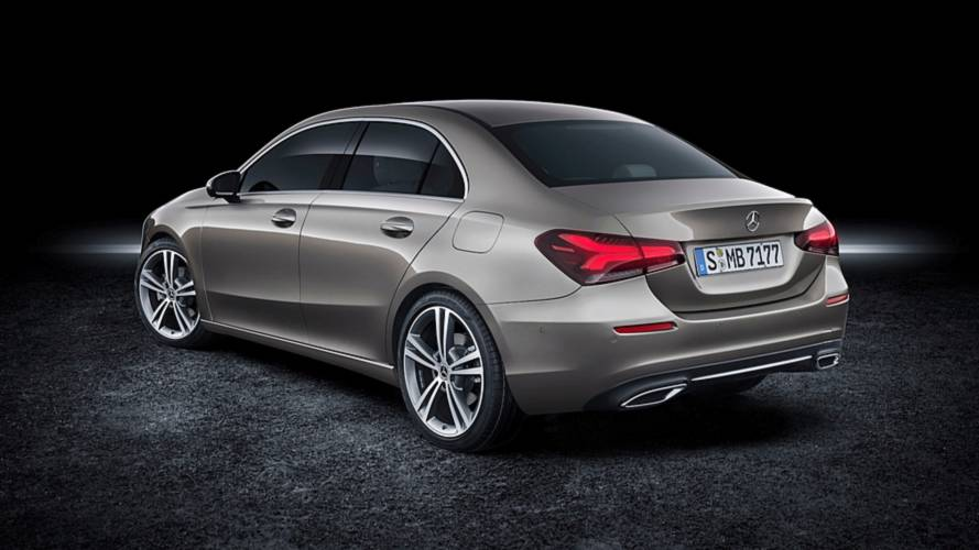 Mercedes-Benz A-Class Saloon prices start from £27,875