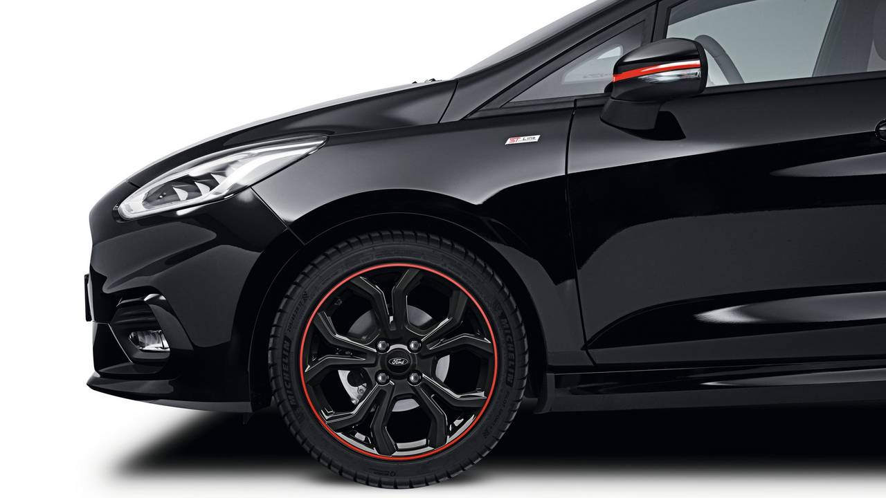 Ford Fiesta ST-Line Black Edition