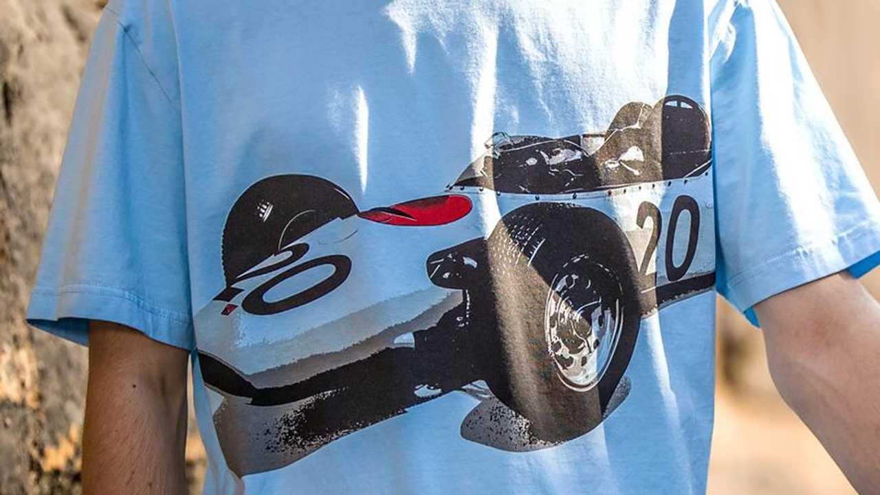 Vintage-Inspired Honda Motorsport Apparel