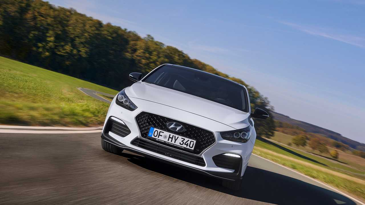 Hyundai i30 Fastback N Line 2019