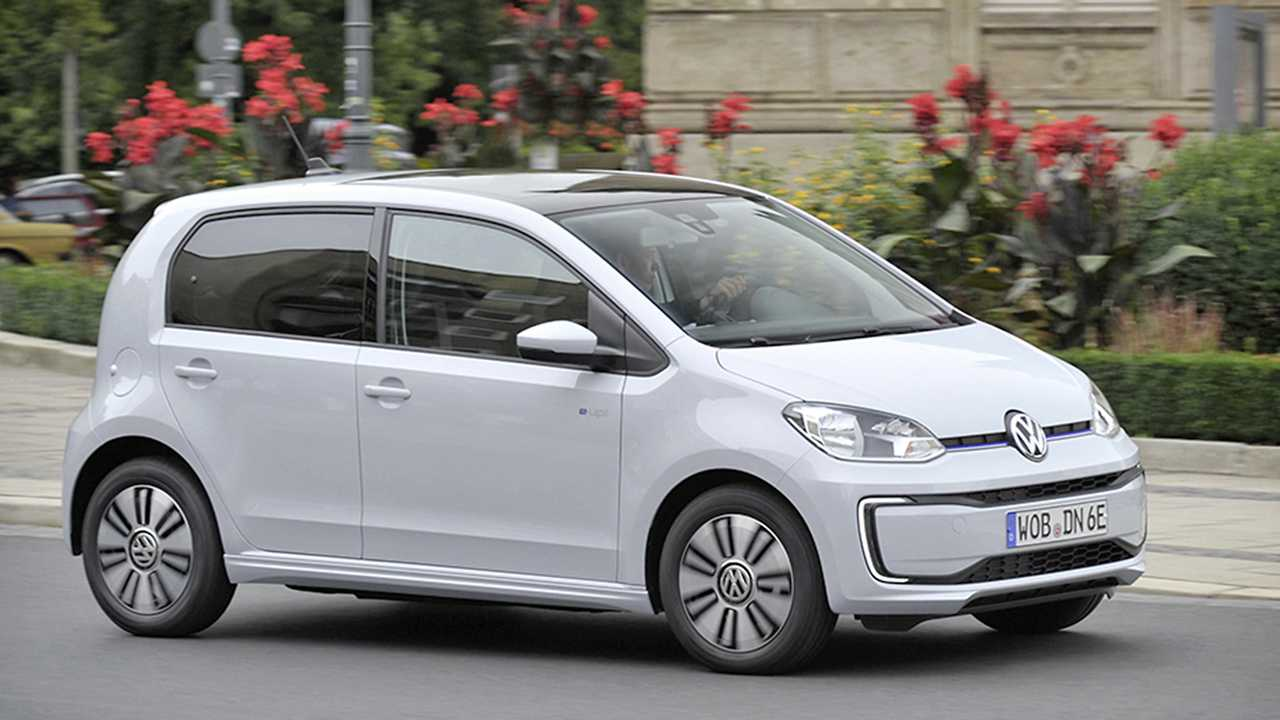 VW e-Up! (60 kW) : 39,1 Cent/km