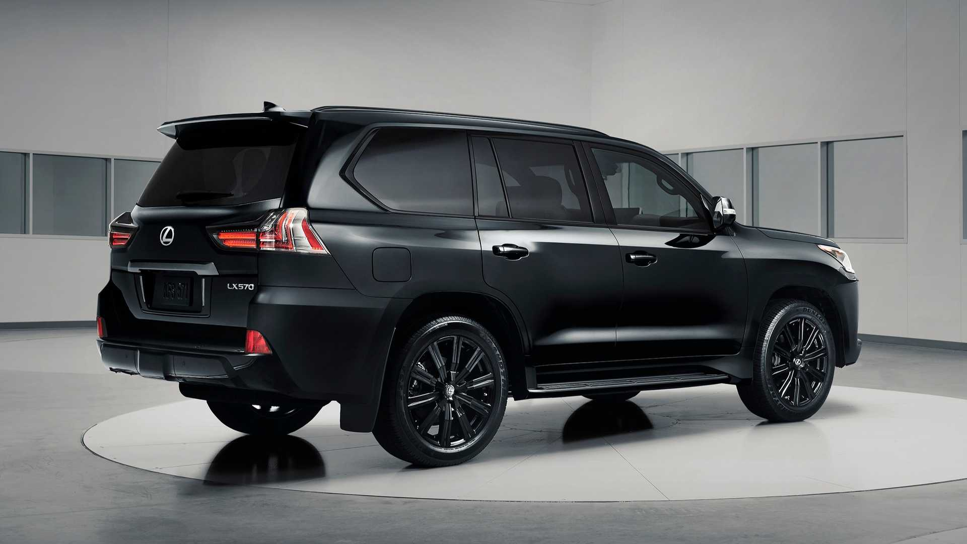 2019 Lexus Lx Fails To Inspire With La Bound Inspiration Series