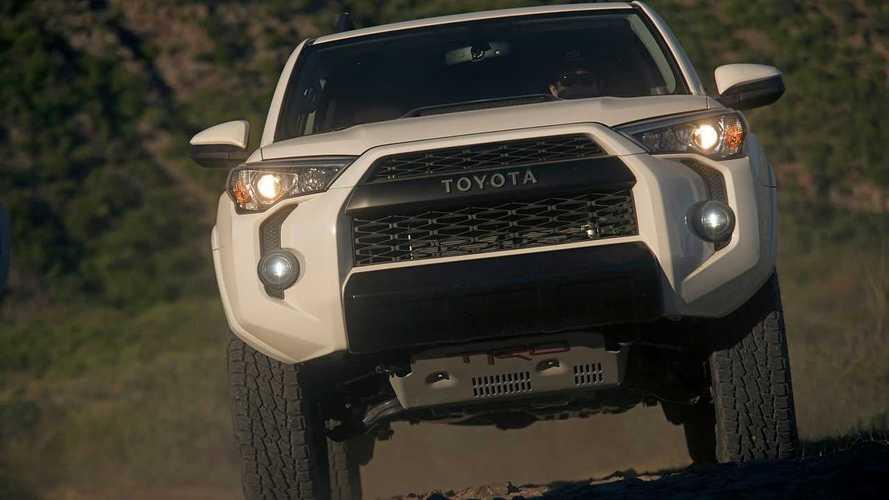 Toyota Tacoma and Tundra TRD Pro