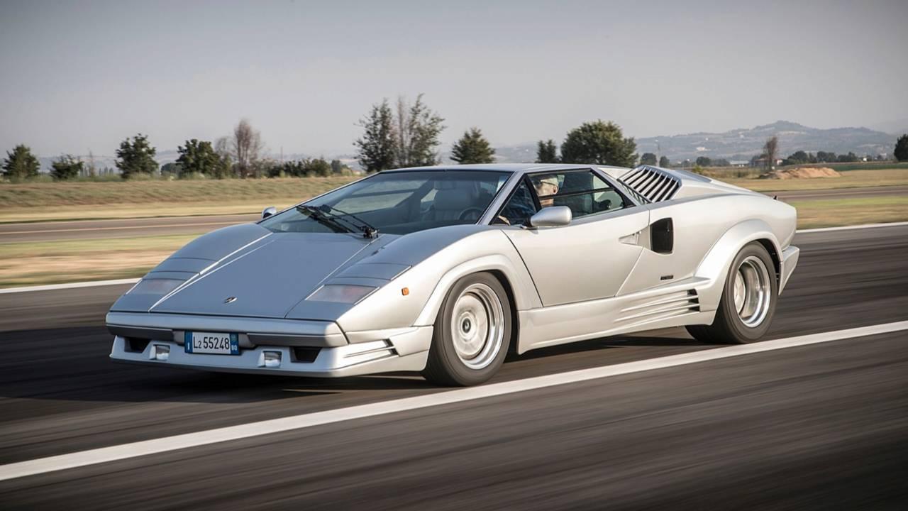 Lamborghini Countach (1974-1989)