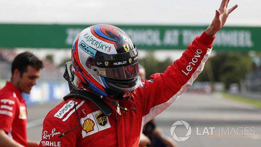 2018 F1 Italian GP: Raikkonen Beats Vettel, Hamilton To Pole