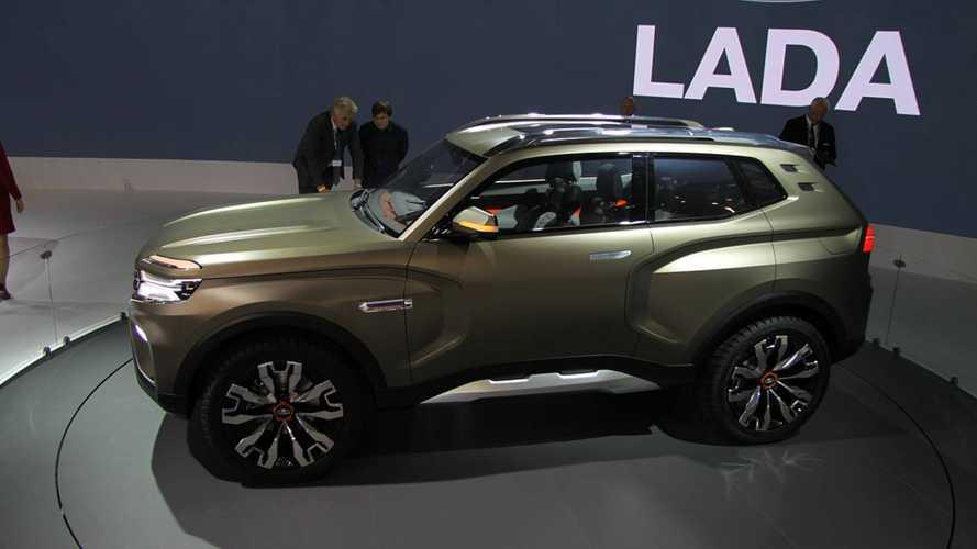 Новая Lada 4x4: ждем минимум до 2022 года