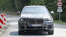 2020 BMW X6 new spy photos