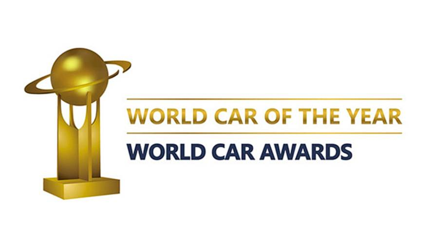 World Car of the Year Awards logo