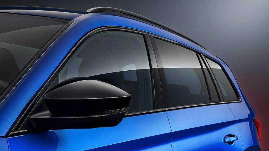 A Kodiaq RS újabb részletei is leleplezésre kerültek