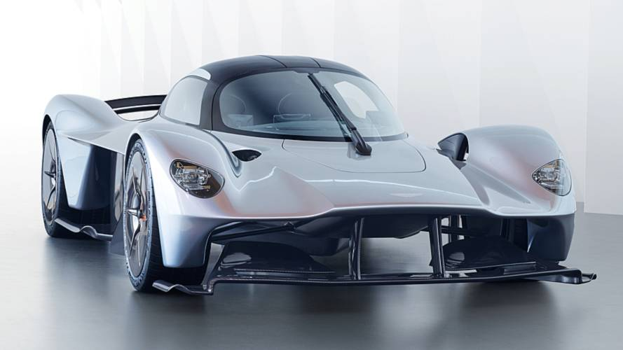 Aston Martin Valkyrie Is 'A Diffuser On Wheels'