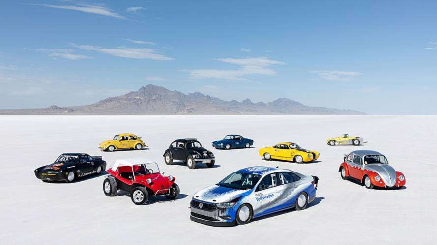 Are The Speeding Days Of The Bonneville Salt Flats Ending?