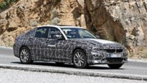 BMW 3 Series Electric spy photo