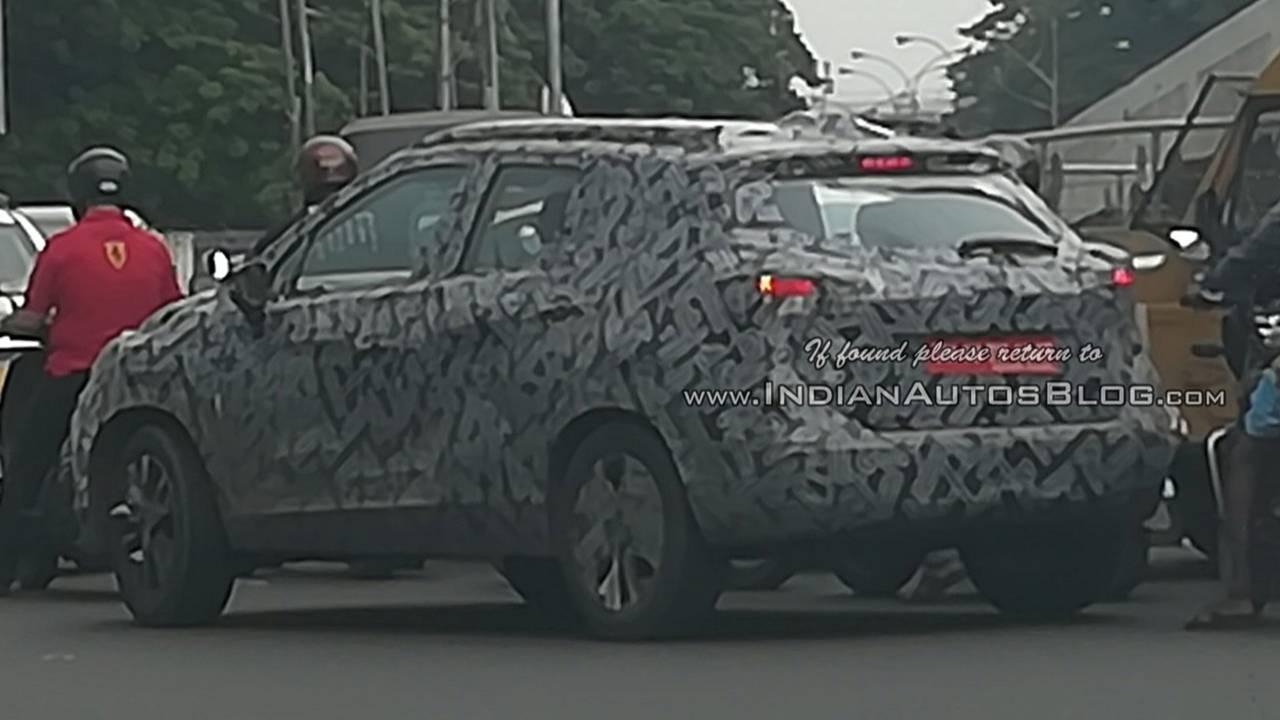 Nissan Kicks - India