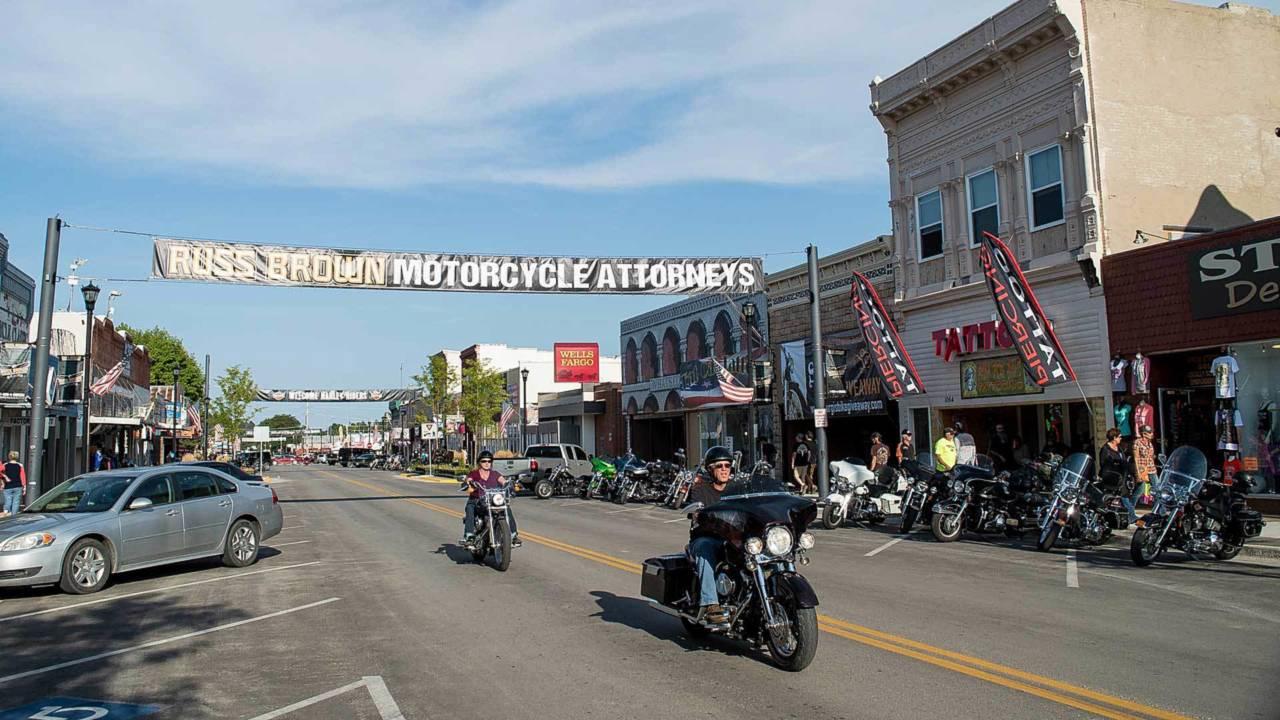 South Dakota Opens Its Doors to the Sturgis Bike Rally