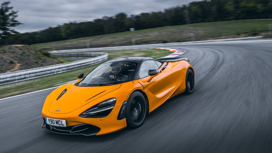 McLaren 720S Track Pack - Pour les adeptes de la piste