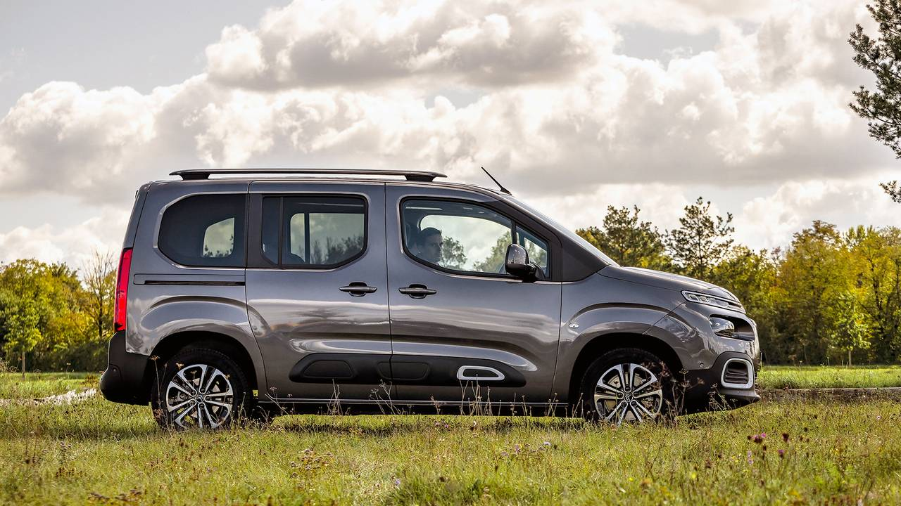 Citroen Berlingo Blue-HDi 130 Test