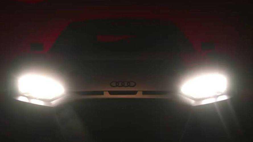 VIDÉO - L'Audi R8 restylée s'annonce pour le Mondial de Paris !
