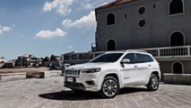 Jeep Cherokee Restyling Overland
