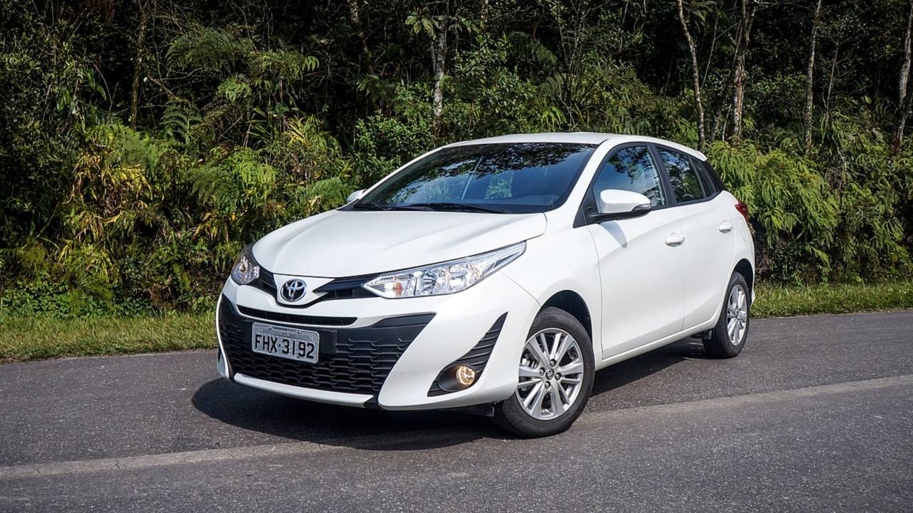 Toyota Yaris 1.3 abre