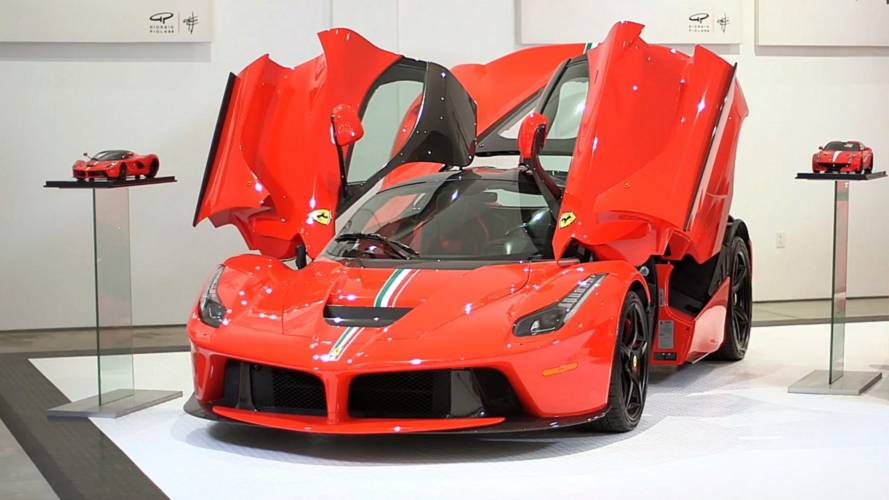 Five Things You Didn't Know About The LaFerrari