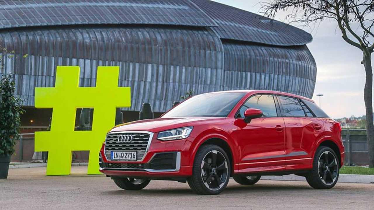 Audi Q2 MY2019