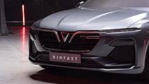 VinFast Sedan By Pininfarina