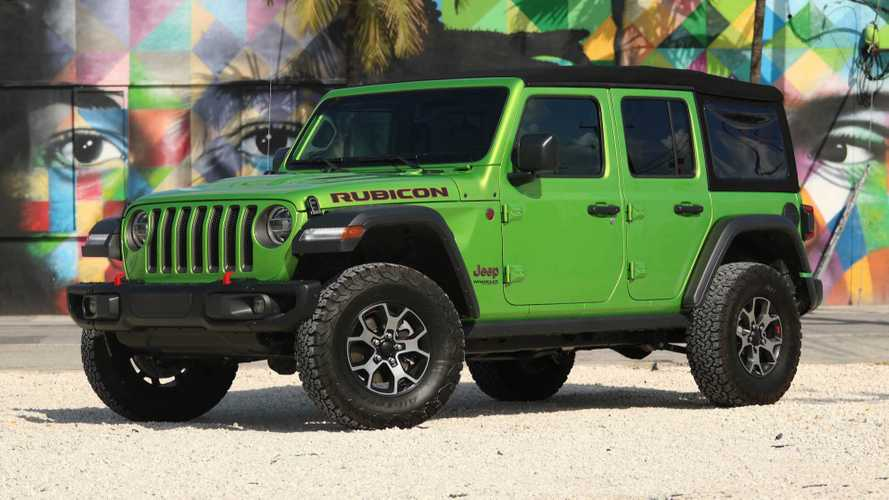 Alleged Jeep Wrangler 'Death Wobble' Leads To Class-Action Lawsuit