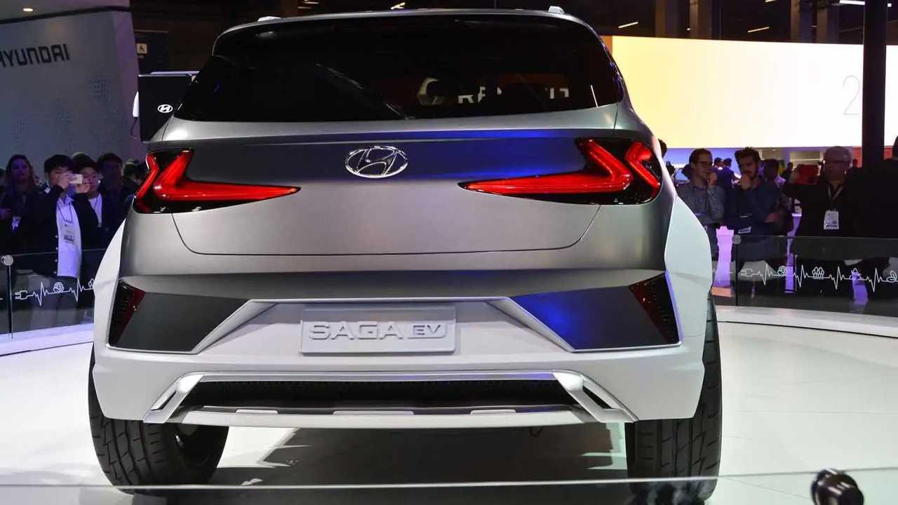 Hyundai SAGA EV - Salão de SP 2018