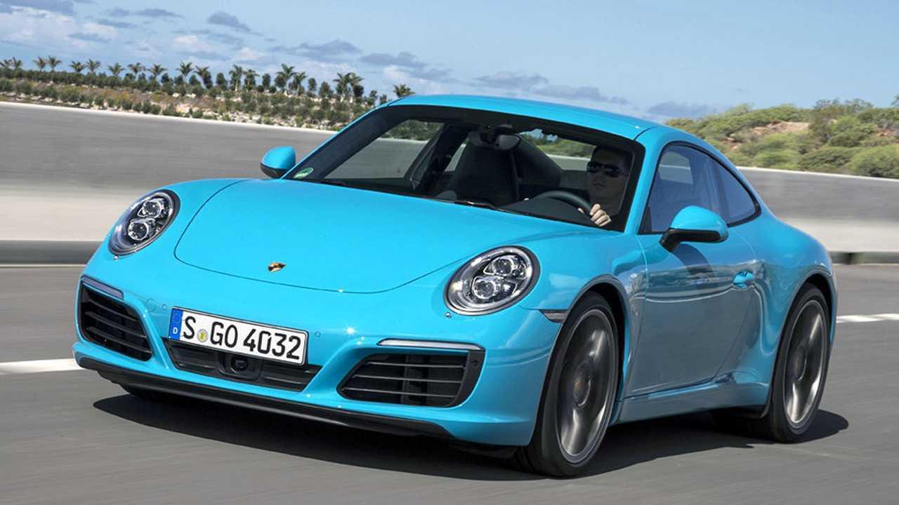 TÜV-Report 2019: Porsche 911