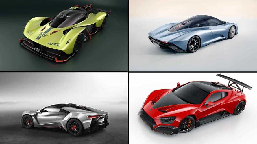 10 Cars With Completely Carbon Fiber Bodies