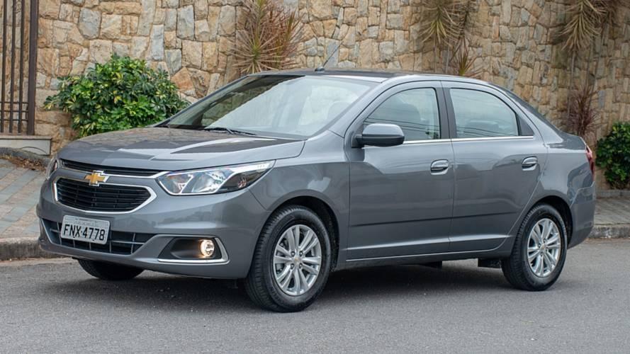 Chevrolet Cobalt 2020 tem gama reduzida para chegada do Onix Sedan