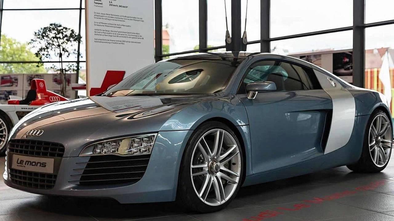 Audi Le Mans Quattro Konsepti