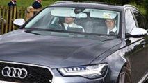 Audi RS 6 Avant del Príncipe Harry en venta