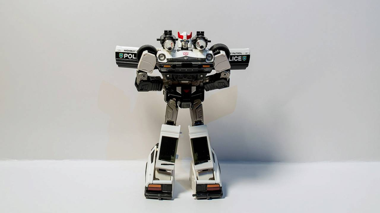 Prowl - Robot Mode
