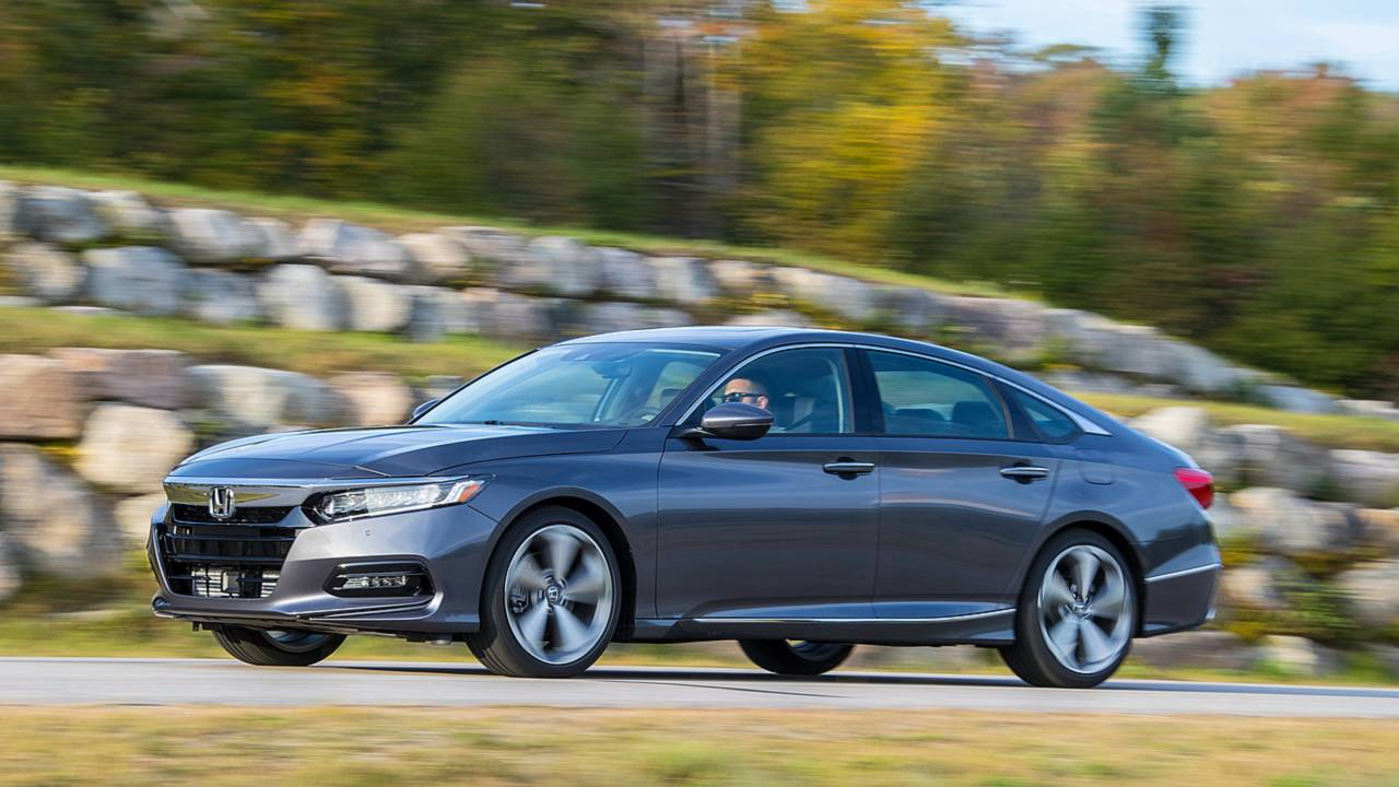 12. Honda Accord – $2,836-$3,469