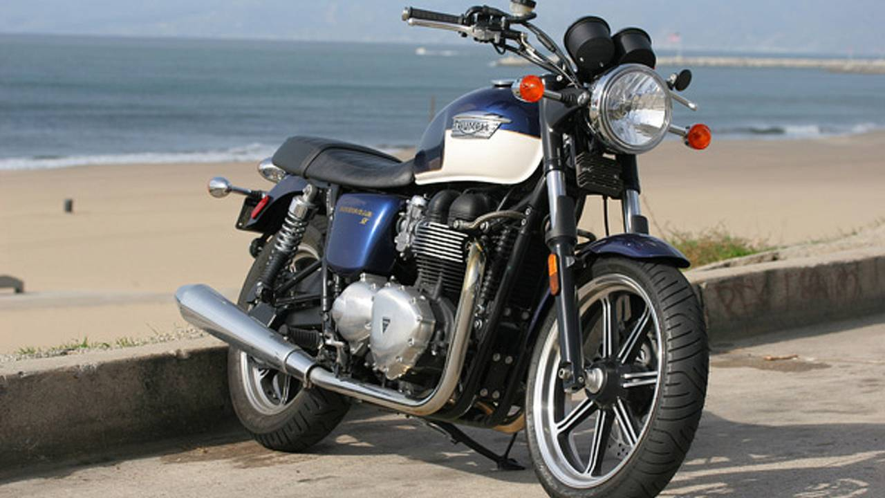 Why you want a Triumph Bonneville, even if you don't know it yet