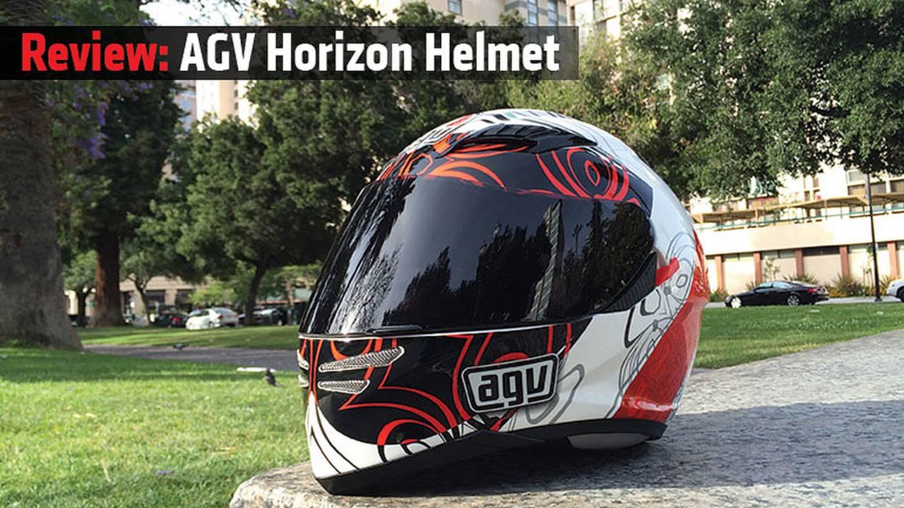 Review: AGV Horizon Helmet