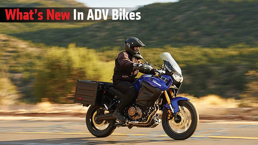 What's New In ADV Bikes