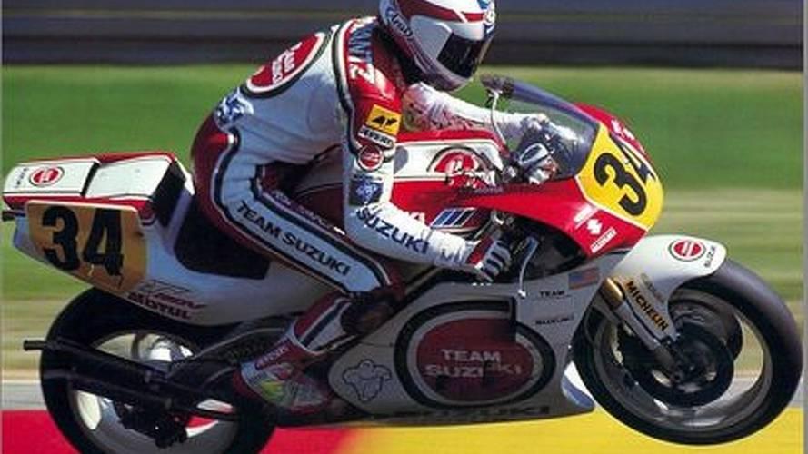 Schwantz To Ride Suzuki RGV500 at Indy GP