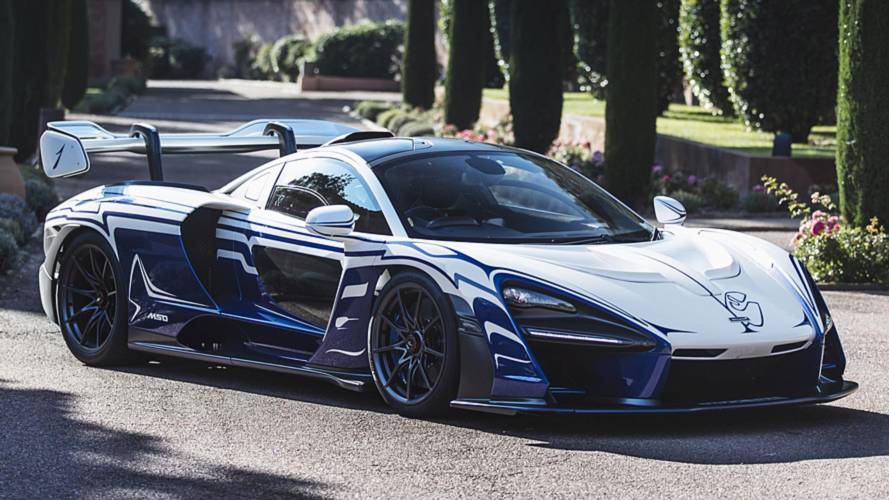 First McLaren Senna Delivered To Customer