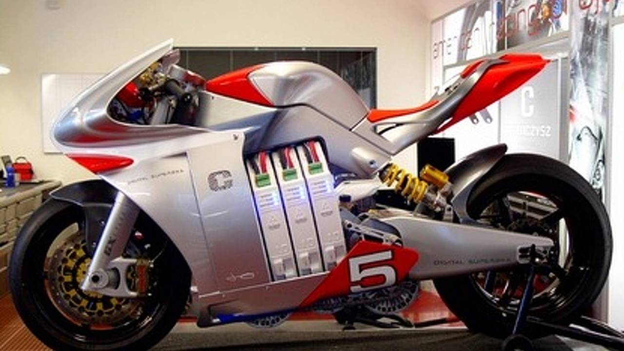 "MotoCzysz E1pc ""D1g1tal Superbike"" leaks before TTXGP"